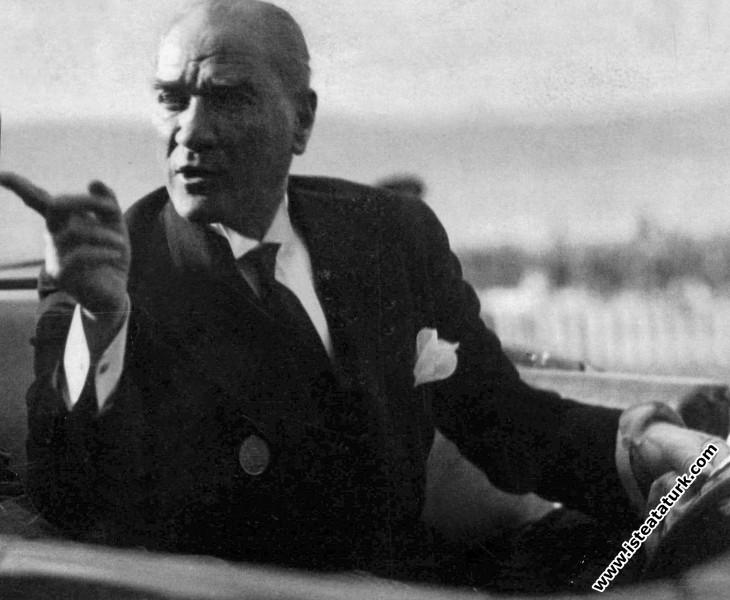 Atatürk'ün Amerikalı Kadın Gazeteci Gladis Baker'e Verdiği Mülâkat, 20.06.1935