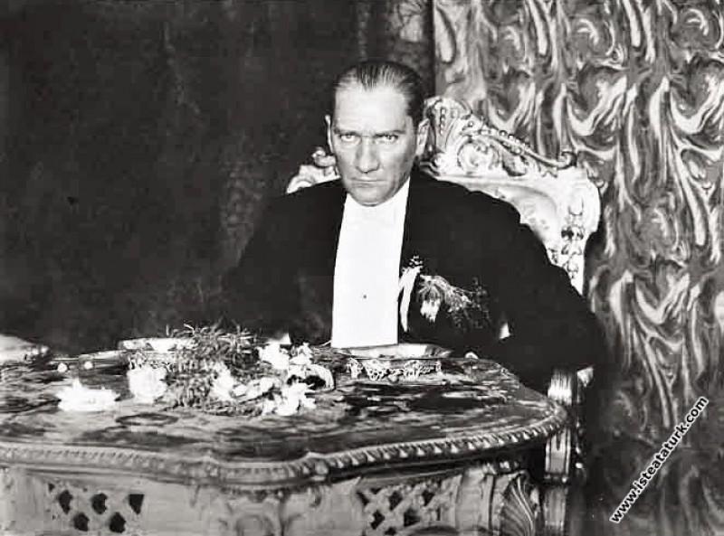 Mustafa Kemal'in Falih Rıfkı ve Mahmut Bey'e Verdiği Mülâkat, 1926