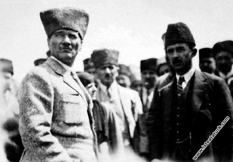 Mustafa Kemal'in Fransız Gazeteci Maurice Perno'ya Verdiği Mülâkat, 29.10.1923
