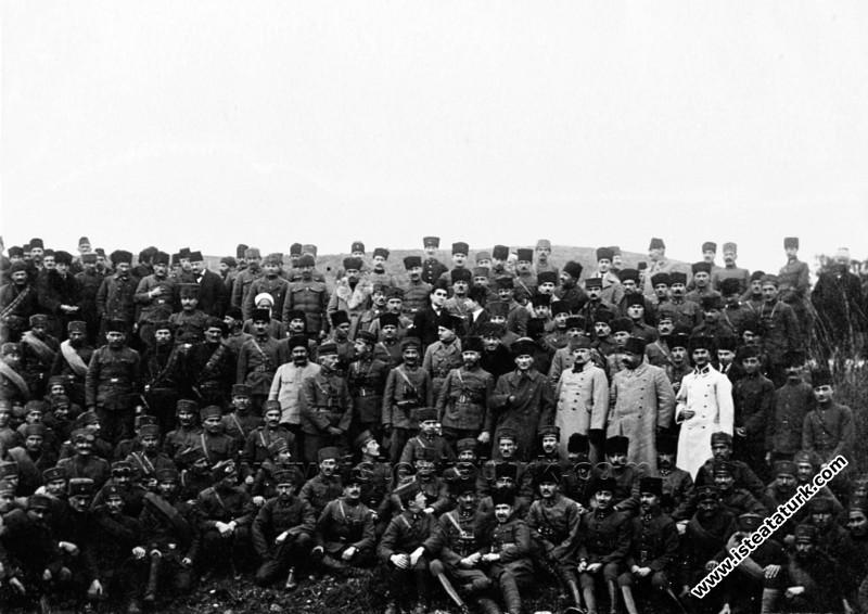 İzmit'te İstanbul Gazeteleri Temsilcilerine Verilen Demeç, 16.01.1923