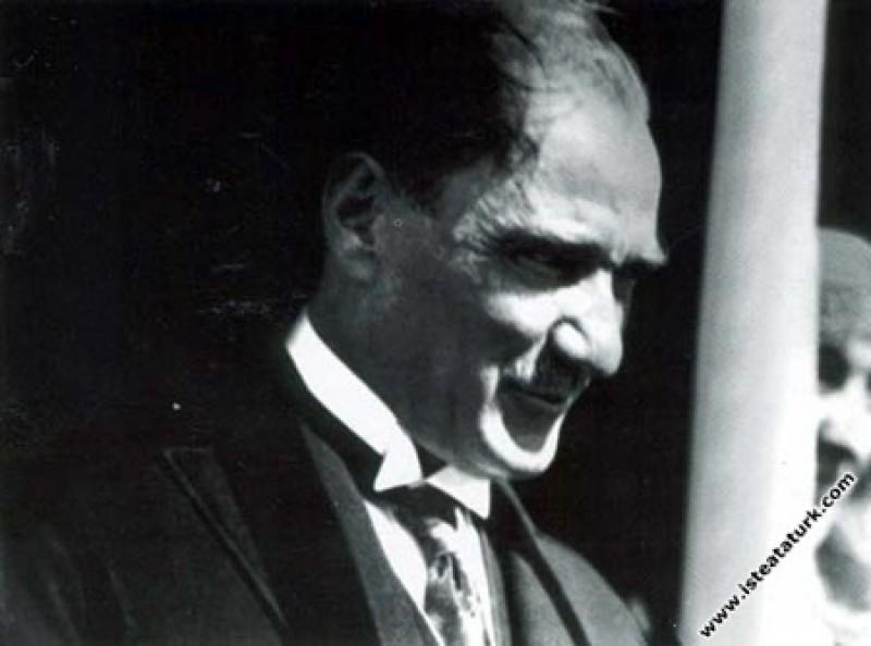 Mustafa Kemal'in Grace Ellison'a Verdiği Mülâkat