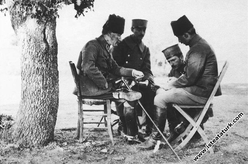Mustafa Kemal'in Yakup Kadri'ye Verdiği Mülâkat, 22.09.1922