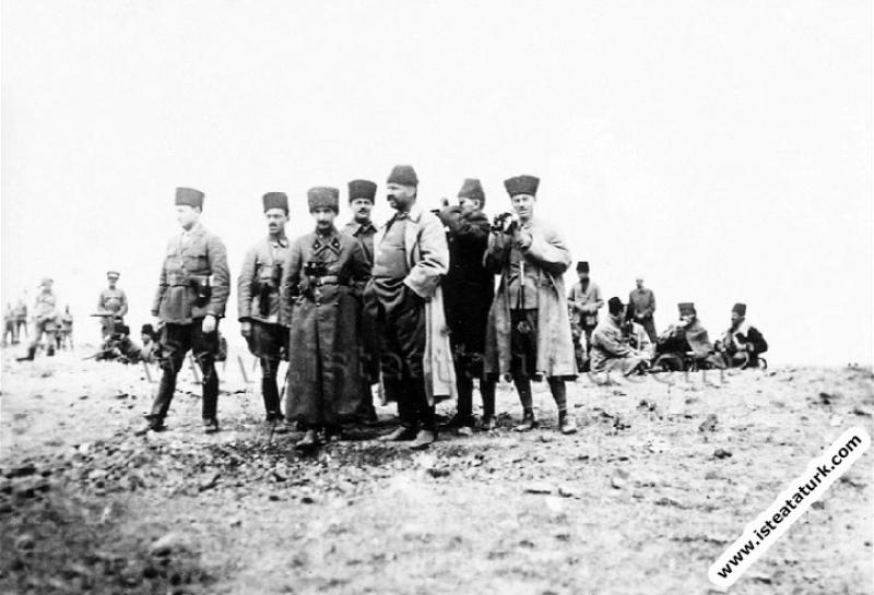 Mustafa Kemal'in Ruşen Eşref'e Verdiği Mülâkat, 1921