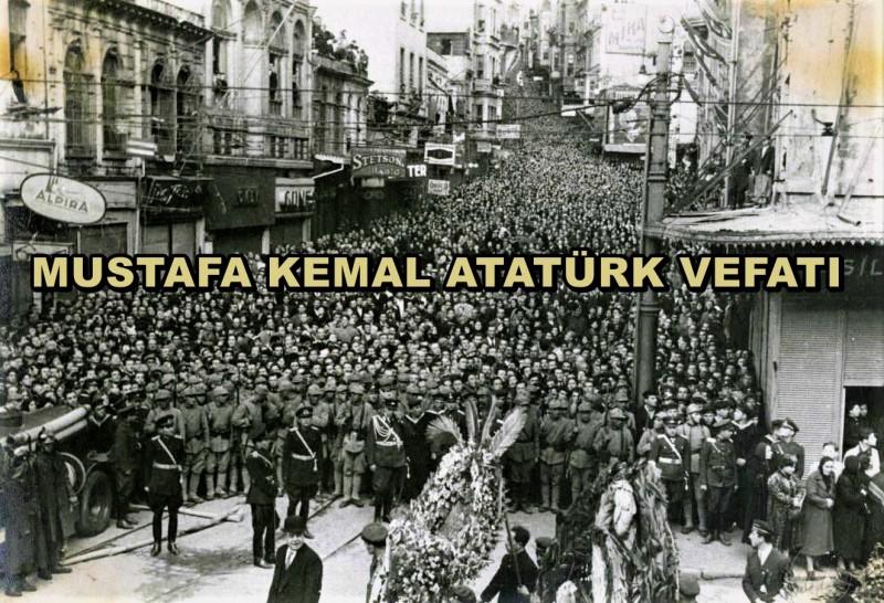 The Times Gazetesine Göre Atatürk'ün Vefatı