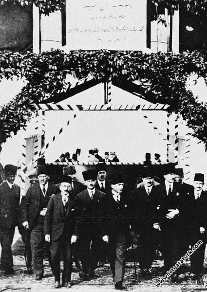 Samsun - Çarşamba Demiryolu'nun İnşaatı'na başlama...