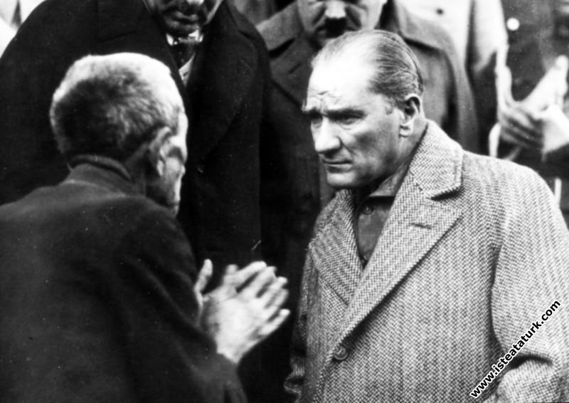 Tokat - Atatürk'ün Tokat Gezileri