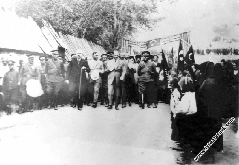 Kastamonu - Atatürk'ün Kastamonu Gezisi