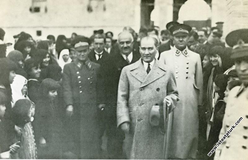 Denizli - Mustafa Kemal Atatürk'ün Denizli Gezileri