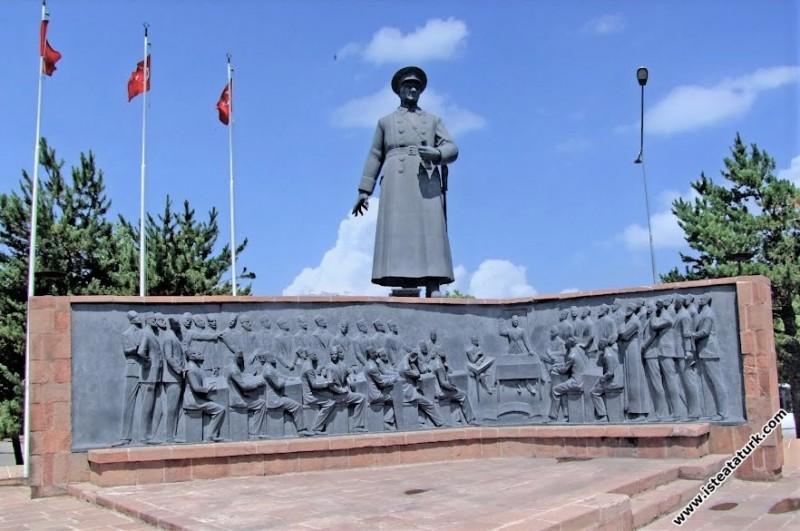 Atatürk Anıtı, Erzurum