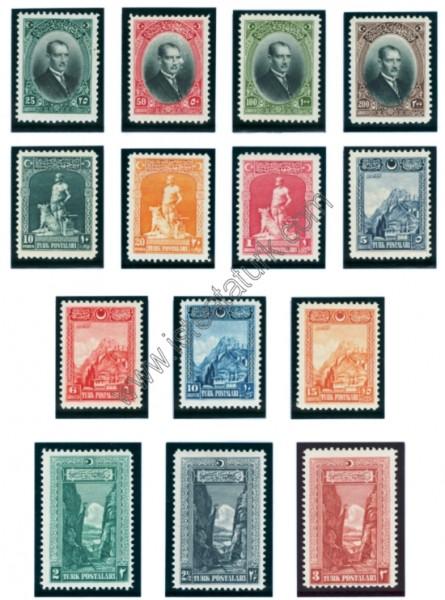 Türk Postaları 1926