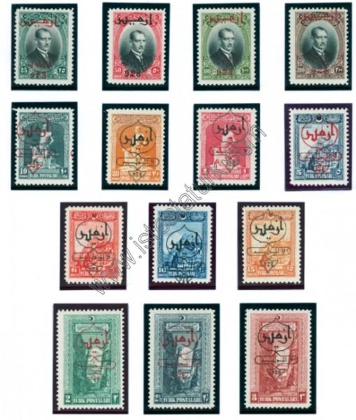 Türk Postaları 09.09.1928