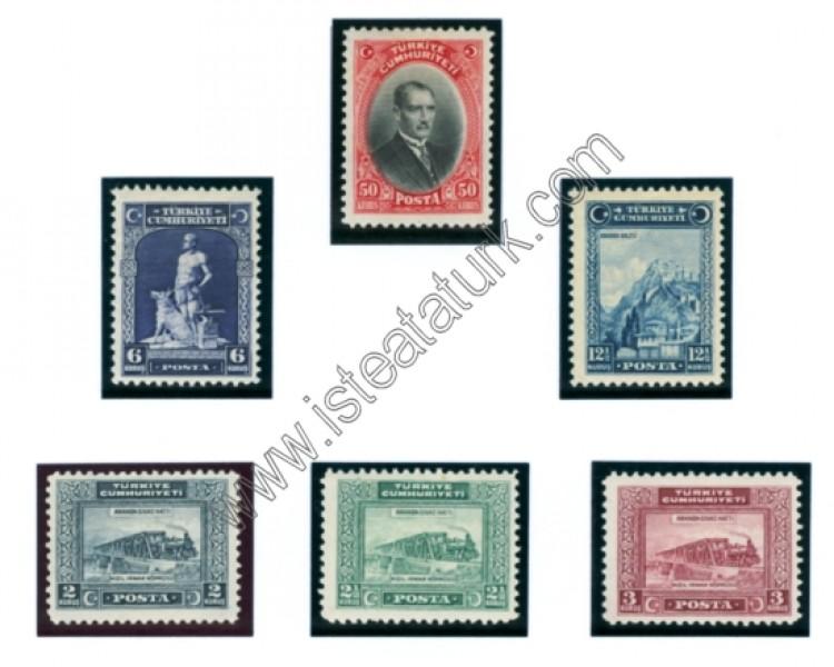 Türk Postaları 1929