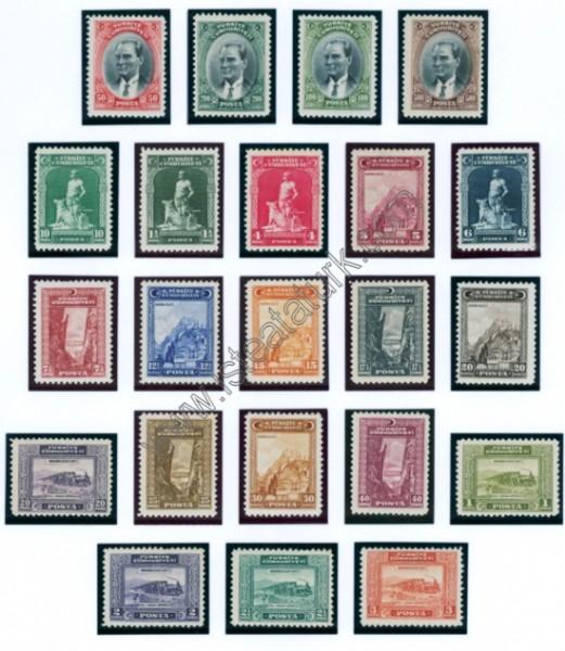 Türk Postaları 1930