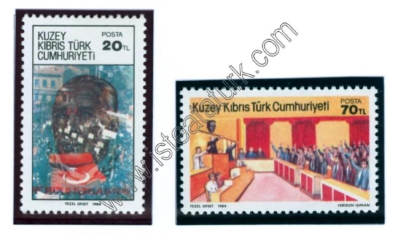 Kıbrıs 15.11.1984