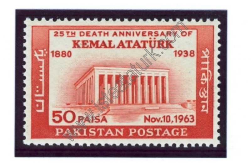Dünya Pulları - Pakistan 1963