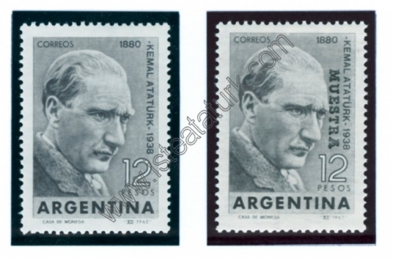 Dünya Pulları - Arjantin 1963