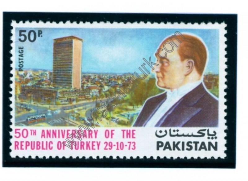 Dünya Pulları - Pakistan 1973