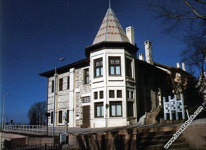 Ankara - Çankaya Köşkü Müzesi