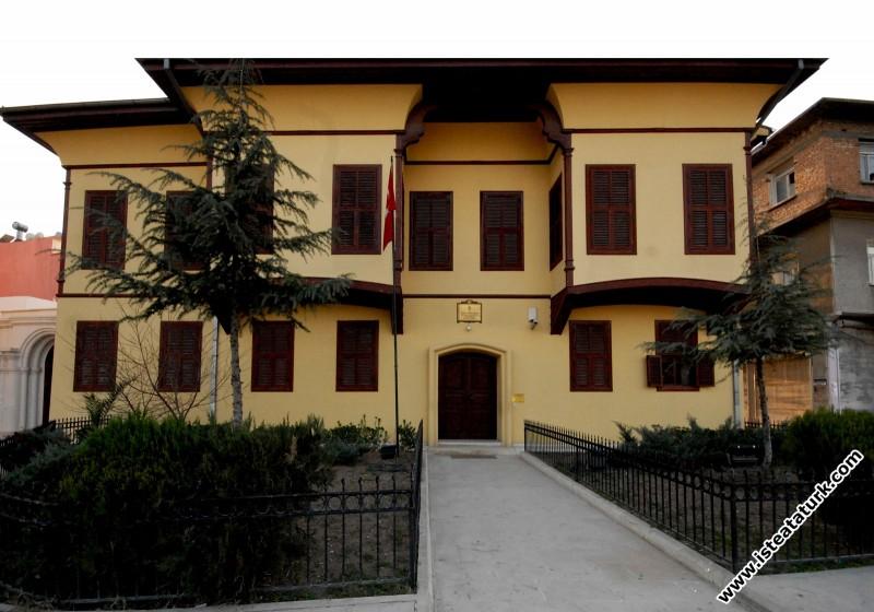 Adana - Atatürk ve Kültür Müzesi