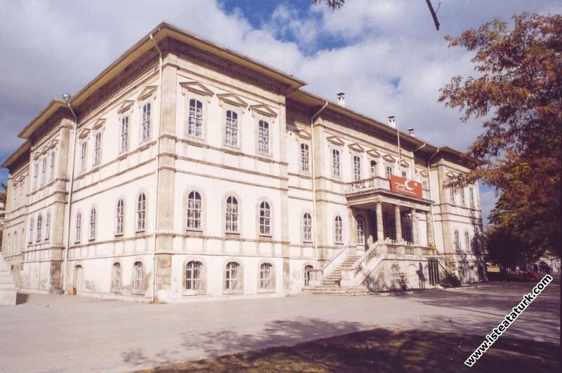 Sivas - Atatürk Kongre ve Etnografya Müzesi