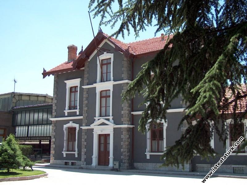 Ankara - Direksiyon Binası