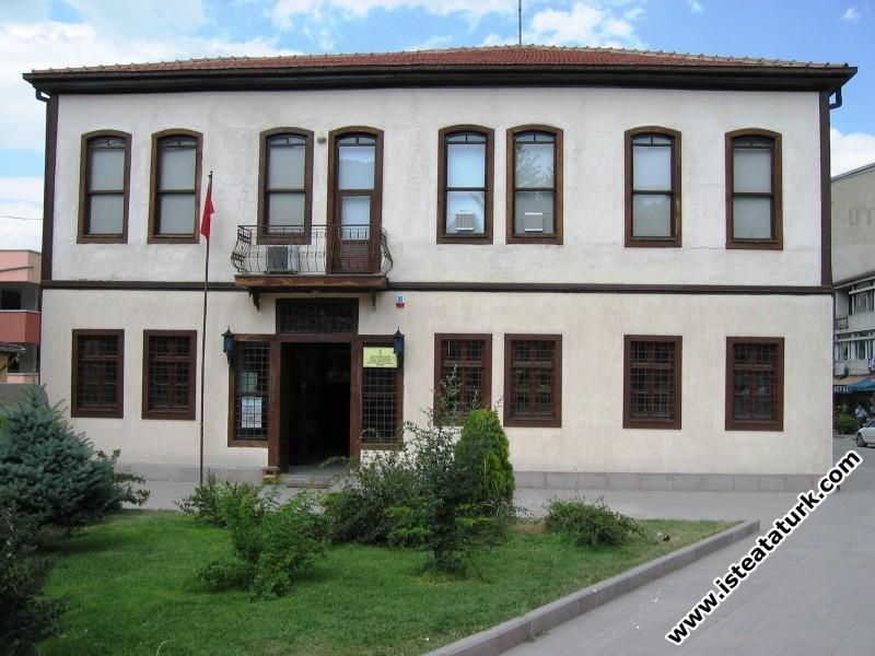 Akşehir - Batı Cephesi Karargahı Müzesi