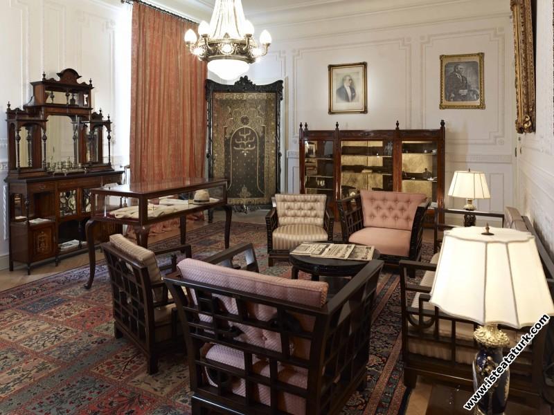 İstanbul - Pera Palace Hotel, Atatürk Müze Odası