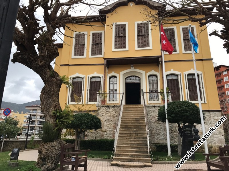 Alanya - Atatürk Evi ve Müzesi
