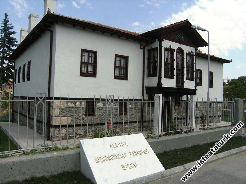 Polatlı - Alagöz Başkomutanlık Karargahı Müzesi