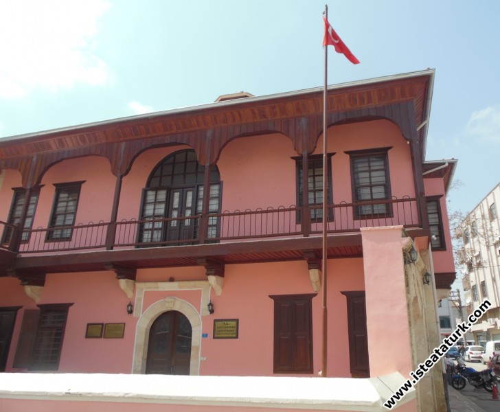 Silifke - Atatürk Evi