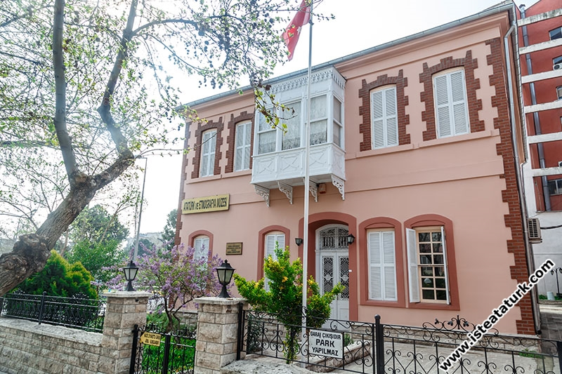 Denizli - Atatürk Evi ve Etnografya Müzesi