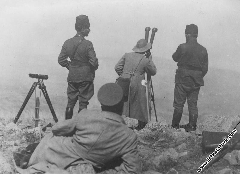 Mustafa Kemal Paşa'nın 1 Eylül 1922 tarihli emri.