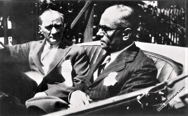 Atatürk Zonguldak'ta Kömür İşletmeleri'ni, Ticaret...