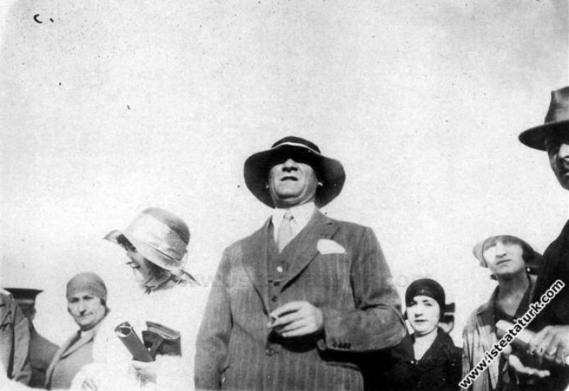 Mustafa Kemal Paşa Gazi Orman Çiftliği'nin açılış ...