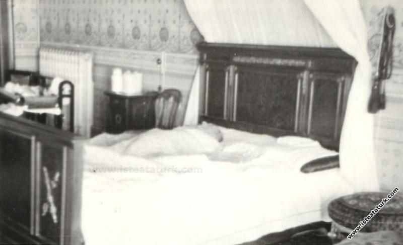 Ulu Önder Atatürk'ün Vasiyetinin Hazırlanması ve Hayata Gözlerini Kapatması. (05.09.1938)