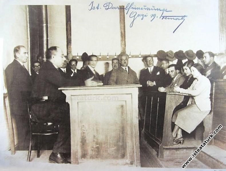1933 Üniversite Reformu'nun Atatürk'ün Kültür Politikasındaki Yeri