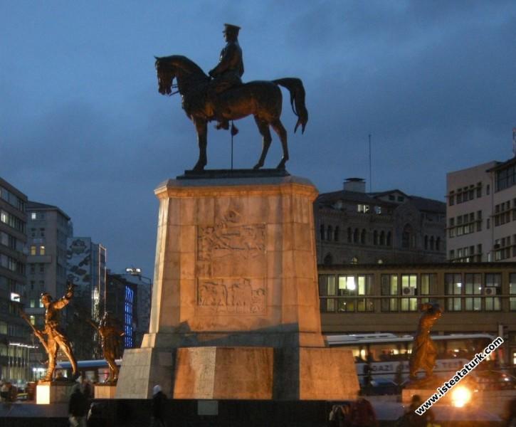 Ulus Atatürk Anıtı, Ankara