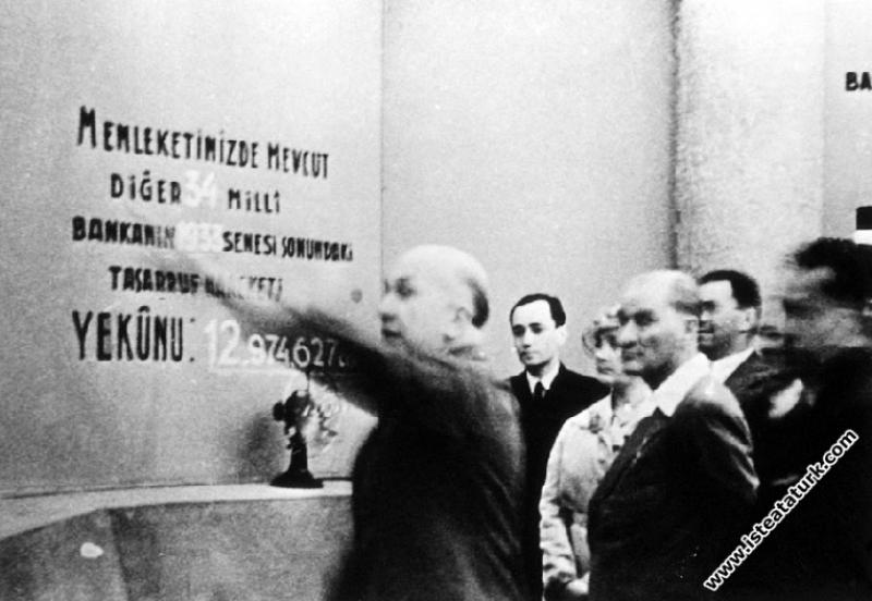 Atatürk'te Eğitim Bilim ve Teknik