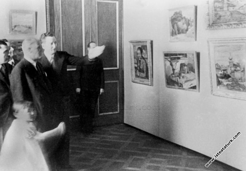 Atatürk'ün Sanatçı Kişiliğinin Sanata ve Sanatçıya Bakışına Etkileri