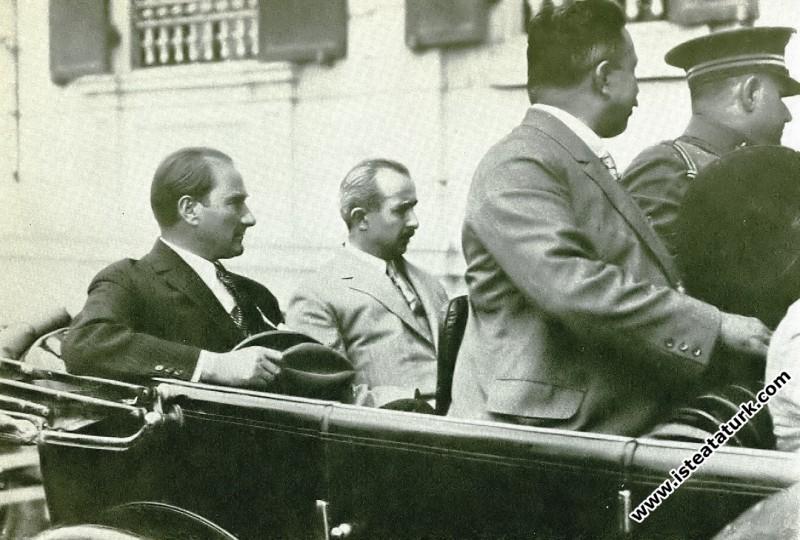 Atatürk'e Yapılan İzmir Suikastı