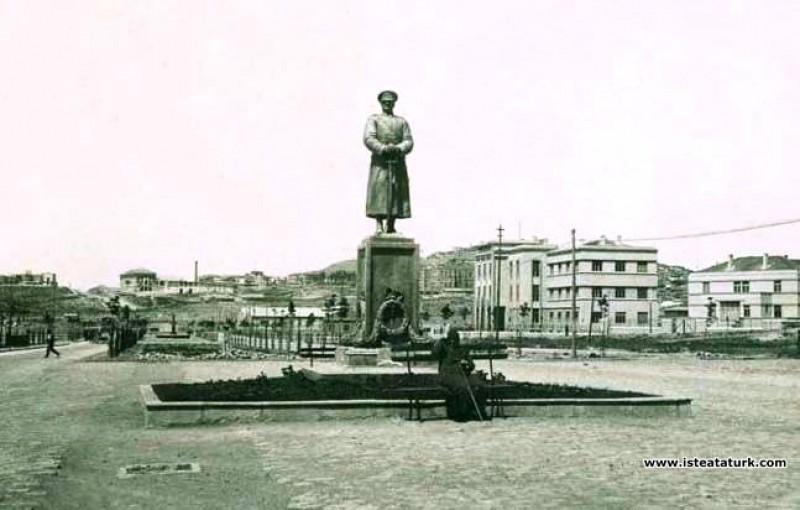 Atatürk Anıtı, Zafer alanı, Ankara