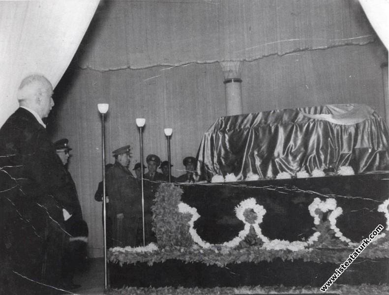 İsmet İnönü Ulu Önder Atatürk'ün Etnografya Müzesi...