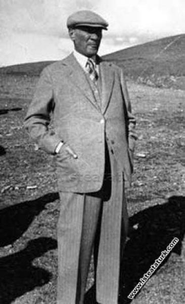 Atatürk Doğu Anadolu Gezisinde, Malatya'dan Diyarb...