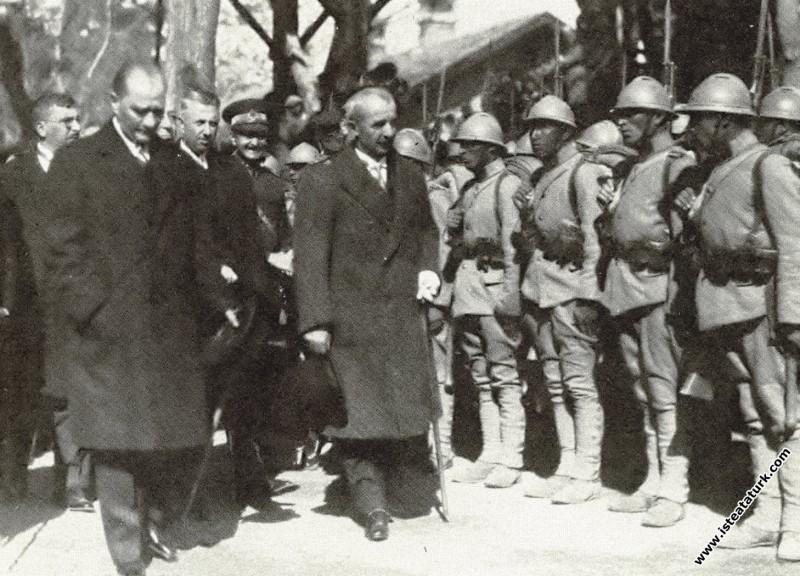 Mustafa Kemal Atatürk'ün Yunanistan seyahatinden d...
