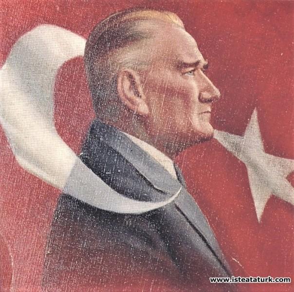 Mahmut Celalettin Cuda, Mustafa Kemal Atatürk
