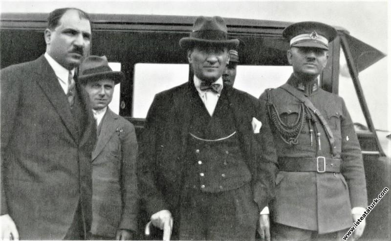 Mustafa Kemal Atatürk Milli Eğitim Bakanı Mustafa ...