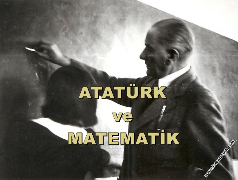 Atatürk ve Matematik