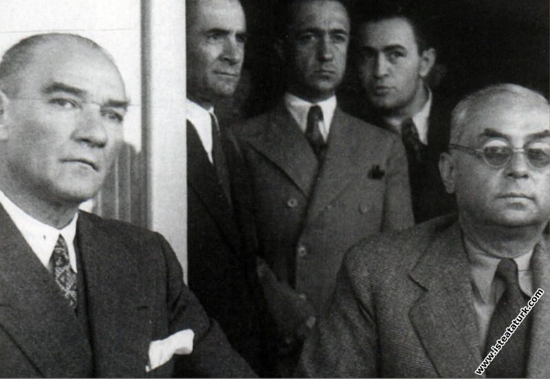 Mustafa Kemal Atatürk Kabotaj Bayramı dolayısıyla,...