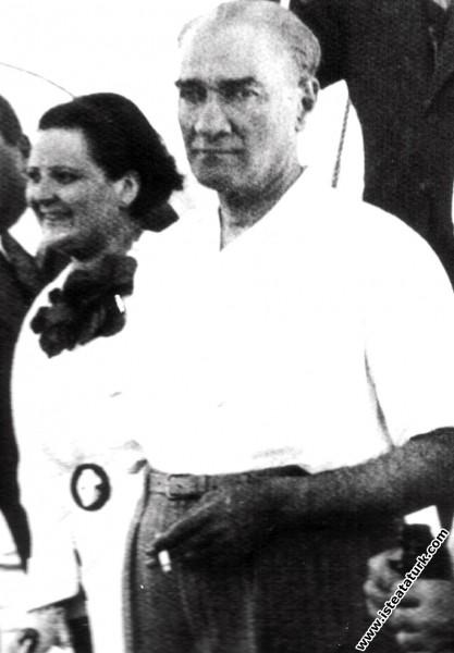 Mustafa Kemal Atatürk Kabotaj Bayramı'nda, Afet İn...