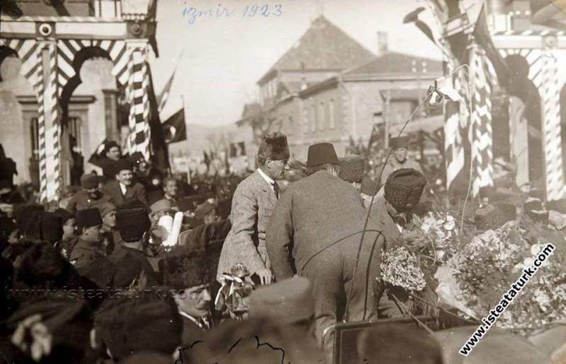 Atatürk'ün İzmir İktisad Kongresi Açılış Konuşması